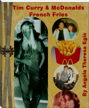 Tim Curry And McDonald's French Fries
