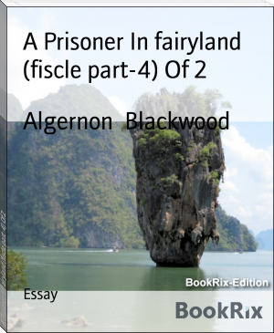 A Prisoner In fairyland (fiscle part-4) Of 2