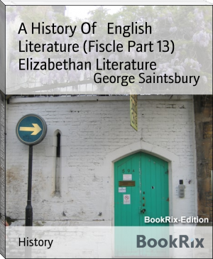 A History Of   English Literature (Fiscle Part 13) Elizabethan Literature