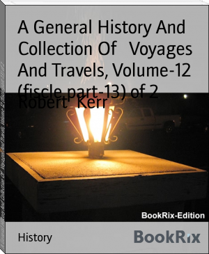 A General History And Collection Of   Voyages And Travels, Volume-12 (fiscle part-13) of 2