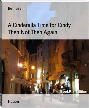 A Cinderalla Time for Cindy Then Not Then Again