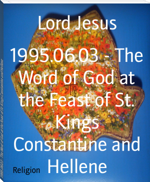 1995.06.03 - The Word of God at the Feast of St. Kings Constantine and Hellene