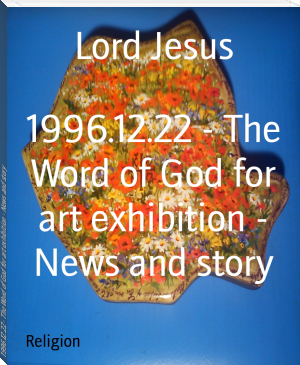 1996.12.22 - The Word of God for art exhibition - News and story