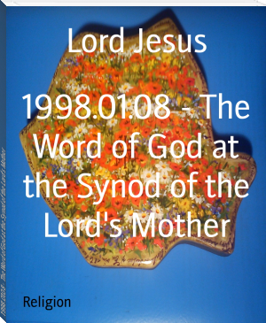 1998.01.08 - The Word of God at the Synod of the Lord's Mother