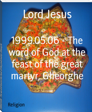 1999.05.06 - The word of God at the feast of the great martyr, Gheorghe