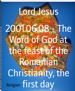 2001.06.08 - The Word of God at the feast of the Romanian Christianity, the first day