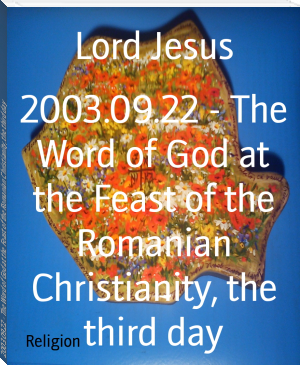 2003.09.22 - The Word of God at the Feast of the Romanian Christianity, the third day