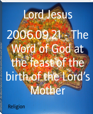 2006.09.21 - The Word of God at the feast of the birth of the Lord's Mother
