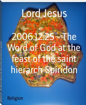 2006.12.25 - The Word of God at the feast of the saint hierarch Spiridon