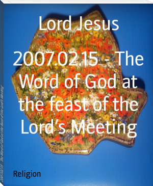 2007.02.15 - The Word of God at the feast of the Lord's Meeting