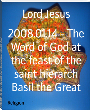 2008.01.14 - The Word of God at the feast of the saint hierarch Basil the Great