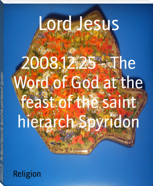 2008.12.25 - The Word of God at the feast of the saint hierarch Spyridon