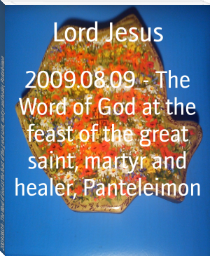 2009.08.09 - The Word of God at the feast of the great saint, martyr and healer, Panteleimon