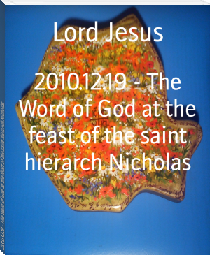 2010.12.19 - The Word of God at the feast of the saint hierarch Nicholas