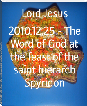 2010.12.25 - The Word of God at the feast of the saint hierarch Spyridon