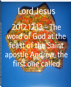 2012.12.13 - The word of God at the feast of the Saint apostle Andrew, the first one called