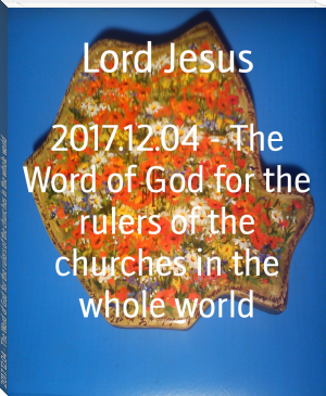 2017.12.04 - The Word of God for the rulers of the churches in the whole world