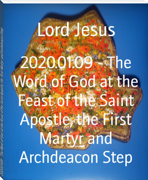 2020.01.09 - The Word of God at the Feast of the Saint Apostle, the First Martyr and Archdeacon Step