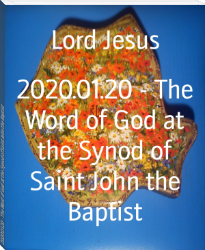 2020.01.20 - The Word of God at the Synod of Saint John the Baptist