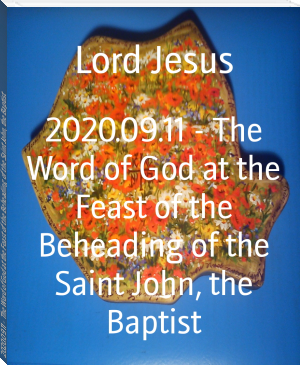 2020.09.11 - The Word of God at the Feast of the Beheading of the Saint John, the Baptist