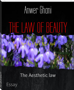 THE LAW OF BEAUTY