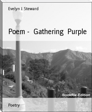Poem -  Gathering  Purple