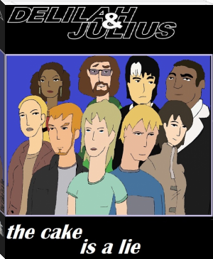 Delilah und Julius: The cake is a lie