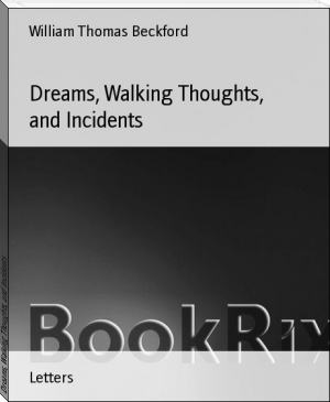 Dreams, Walking Thoughts, and Incidents