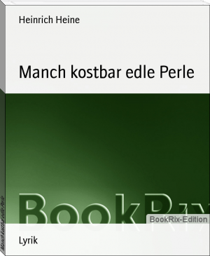Manch kostbar edle Perle