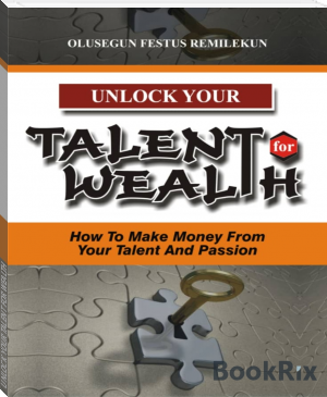 UNLOCK YOUR TALENT FOR WEALTH