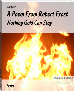 A Poem From Robert Frost