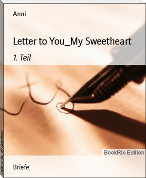 Letter to You_My Sweetheart