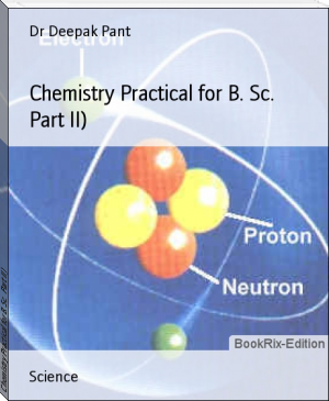 Chemistry Practical for B. Sc.  Part II)
