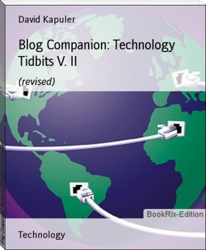 Blog Companion: Technology Tidbits V. II (revised)