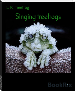 Singing treefrogs