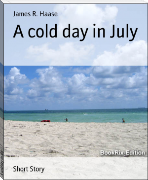 A cold day in July