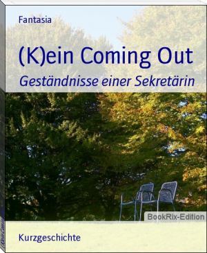 (K)ein Coming Out