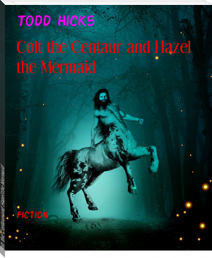 Colt the Centaur and Hazel the Mermaid