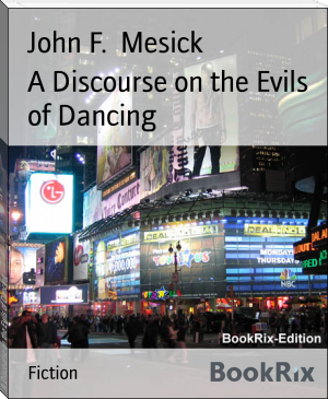 A Discourse on the Evils of Dancing
