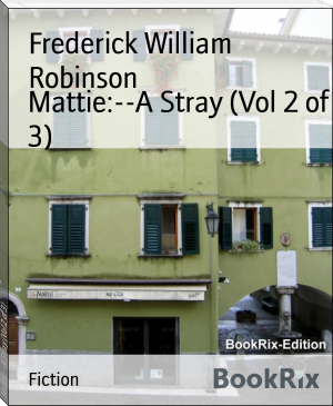Mattie:--A Stray (Vol 2 of 3)