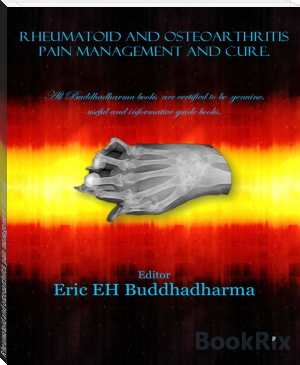 Rheumatoid and osteoarthritis pain management and cure.