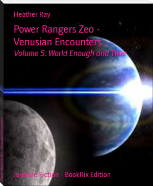 Power Rangers Zeo - Venusian Encounters