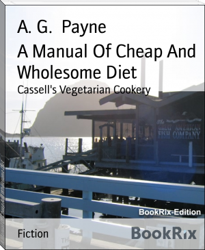 A Manual Of Cheap And Wholesome Diet