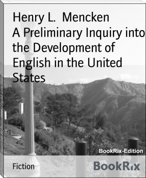 A Preliminary Inquiry into the Development of English in the United States