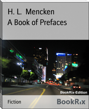 A Book of Prefaces