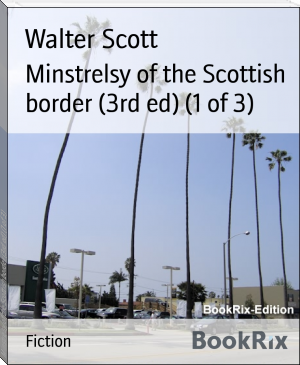 Minstrelsy of the Scottish border (3rd ed) (1 of 3)