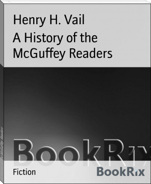 A History of the McGuffey Readers