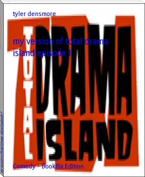 my version of total drama island episode 1