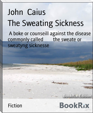 The Sweating Sickness