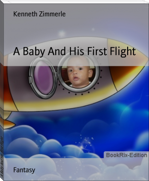 A Baby And His First Flight